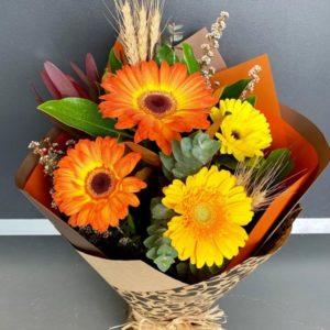 Rustic Gerbera Bouquet